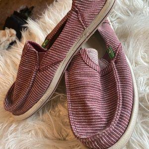 Women's Sanuk shoes Size 7